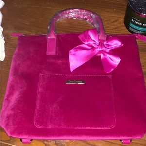 Juicy couture tote/backpack
